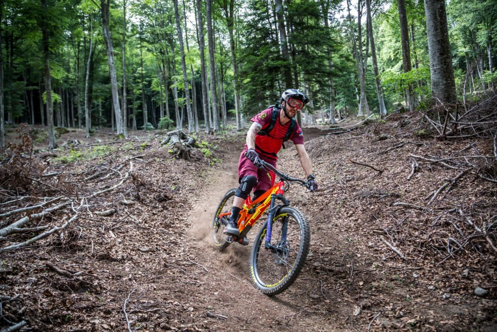 mountain bike monte amiata