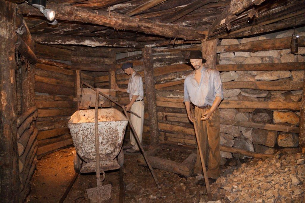 Natale al Museo Minerario