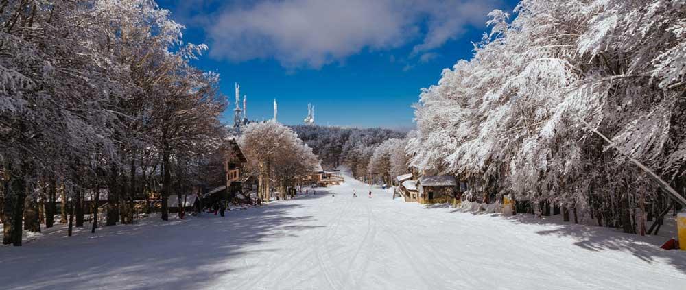 lezioni di sci sul monte amiata