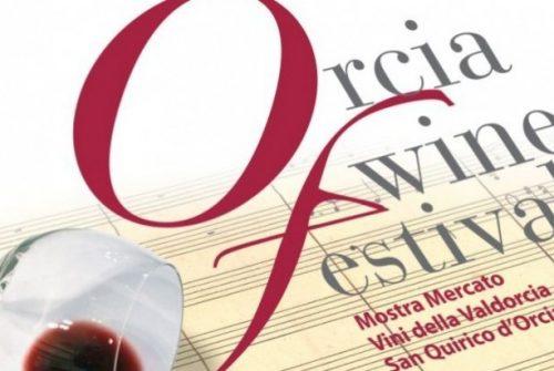 Orcia wine festival locandina