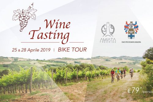 wine tasting bike tour