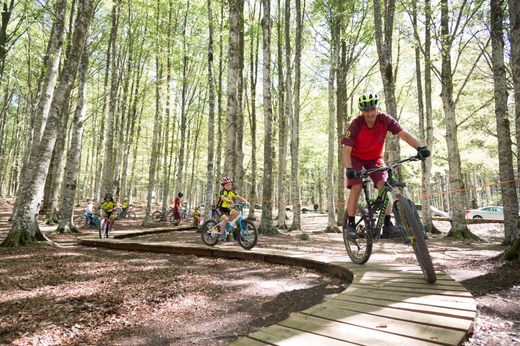 mountain bike amiata